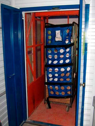 Вертикальный подъемник для шахты лифта